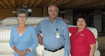 UHV donating about 150 mattresses