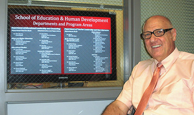 Dean Lawrence Rossow and new electronic bulletin board