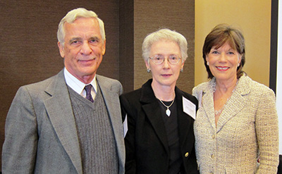 a presentation to Hal Smith and Judith McArthur at the Texas State Historical Association''s annual conference