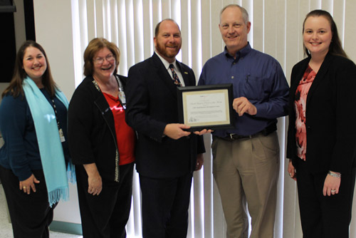 UHV SBDC named top partner by Victoria Chamber