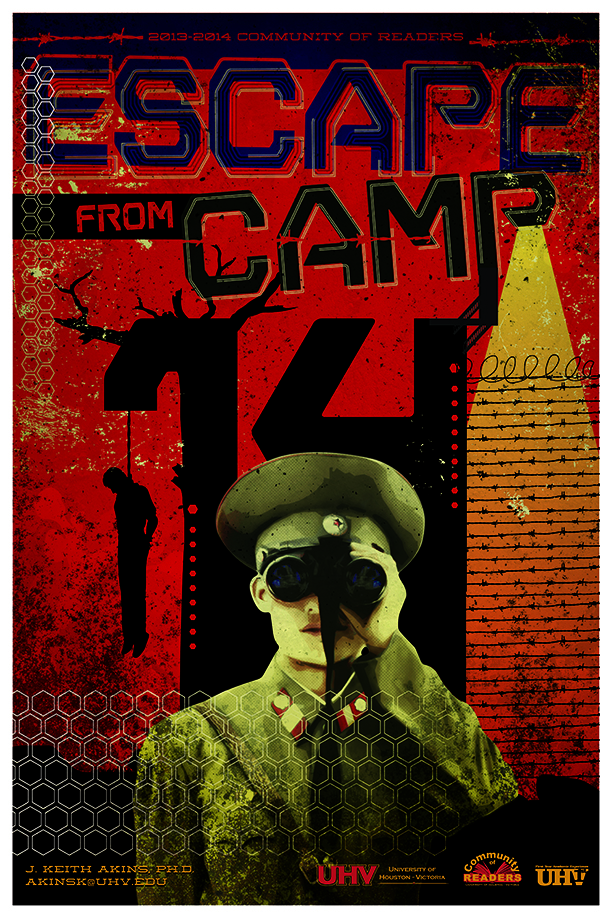 Escape from Camp 14 Poster