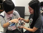 Robotics camp gives high school students programming experience
