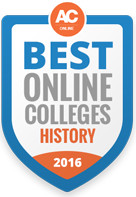 UHV online history, English programs earn recognition