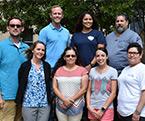 Nursing students receive scholarships from foundation, UHV
