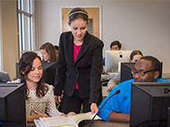 UHV creates learning outcomes to prepare students for the workplace