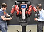 UHV robotics research awarded third Department of Defense grant