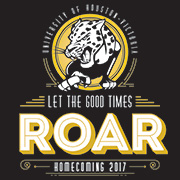 Let the Good Times ROAR selected as UHV's 2017 homecoming theme