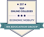 2017 Top Online Colleges - Economic Mobility