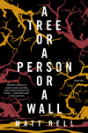 A Tee or a Person or a Wall book cover