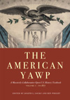 American Yawp book cover volume 1