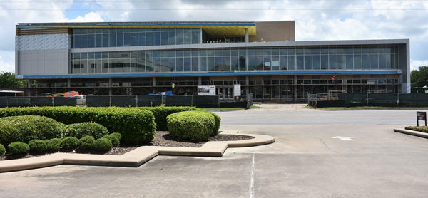 UHV Library prepares to move into new University Commons