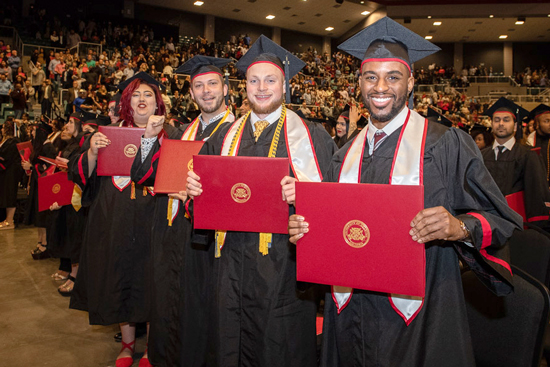 UHV Fall Commencement 2019