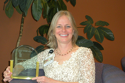 Kathryn Tart, founding dean of the University of Houston-Victoria School of Nursing, is the 2009 American Association of Colleges of Nursing Advocate of the Year.