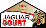 Jaguar Court Sign