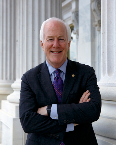 U.S. Sen. Cornyn to speak at UHV fall commencement